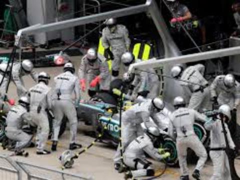F1 Pit Stops – 1950 Versus 2013